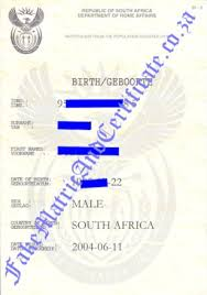 Birth - Marriage Awards Degrees Death Fakematricandcertificate co Certificates za Diplomas Matric