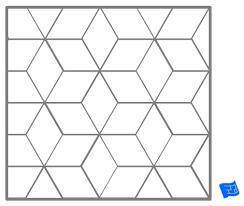 tile pattern. Fine Pattern Diamond Geometric Tile Pattern  With Tile Pattern E