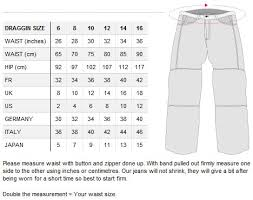 Us And Uk Jeans Size Chart 37 Right Worn Jeans Size Chart