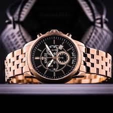 Louis XVI Watches- <b>Aramis</b> (<b>Men's</b> Collection) Rich <b>Gold</b> & Black. All ...