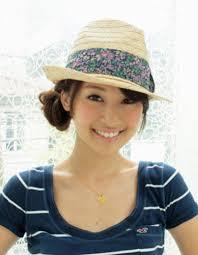麦わら帽子アレンジsd 15 ヘアカタログ髪型ヘアスタイルafloat