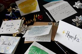 Thank You Cards Design Your Own Use Watercolor To Make Diy Thank You Cards