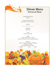 Sample Breakfast Menu Template Amazing 48 Restaurant Menu Templates Designs Template Lab