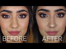 how to make a big nose look small nose contouring you