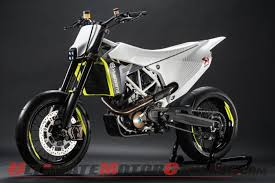 husqvarna 701 supermoto prototype unveiled at eicma