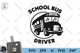 Available in png and vector. Free School Bus Svg Bus Driver Svg Crafter File