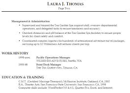 resume examples for massage therapist massage therapist resume template