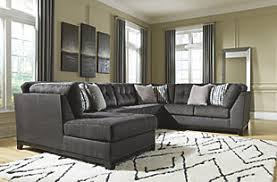 ashley furniture sectional couches. Large Reidshire 3-Piece Sectional, , Rollover Ashley Furniture Sectional Couches