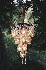 chandelier battery operated led