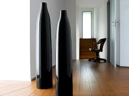 image of tall contemporary vases