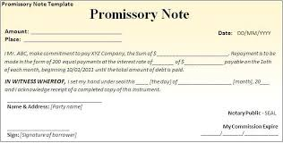 Basic Promissory Note Impressive Printable Sample Simple Promissory Note Form Real Estate Forms