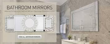 Mirror Design Ideas Coated Said Bathroom Mirrors Uk ly Specific