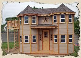 victorian castle playhouse plans