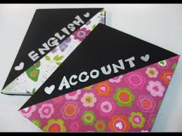 Notebook Decoration Designs