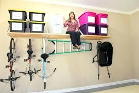wall mounted garage shelves diy wall mounted shelving shelves for build plans home depot ideas garage