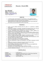 Sql Skills Resumes Sql Server Dba Resume 29459 Allmothers Net