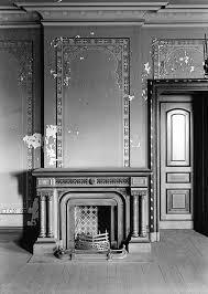 connecticut second empire fireplace lockwood mathews mansion