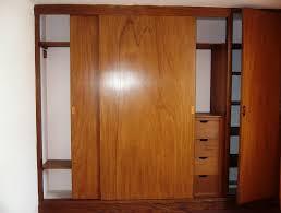 fotos de closets de madera modernos home design ideas