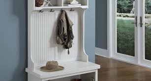 Hall Coat Rack Bench Entryway Coat Rack Bench Valuable Entryway Bench And Coat throughout 77