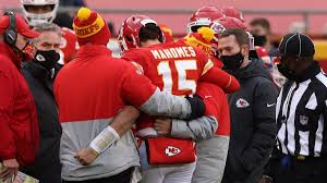 Patrick Mahomes Out With Concussion ...