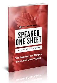 Speaker Design Book Pdf Speaker One Sheet
