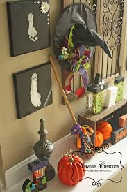 Decorating With Hats Embelished Witch Hat Archives Diy Home Decor And Crafts
