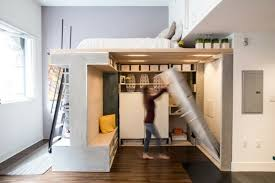 multifunction furniture small spaces. Tiny Homes Without Loft Bedrooms | Multifunction Furniture Small Spaces For Apartment O