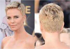 Charlize Theron Short Hair Style how to tell if youd look good in short hair 5080 by wearticles.com