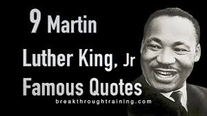 Famous Quotes Martin Luther