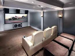 cool basement theater ideas. Simple Basement Basement Movie Theater Ideas Contemporary Cool  Theatre And