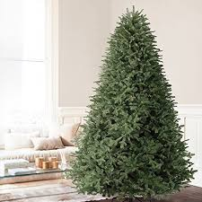 Balsam Hill Balsam Fir Premium Artificial Christmas Tree, 7.5 Feet, Unlit  Found Here Balsam Hill Christmas trees are known for incredible realism.