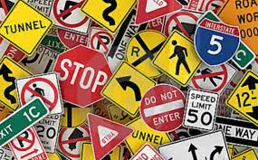 Signs The Of Connecting Purpose Traffic