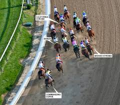 derby racing form photos kentucky derby 2014 start to finish daily racing form