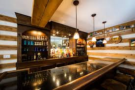 bar light fixtures to add that extra elegant effect