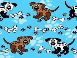 45+] Dog Print Wallpaper for Walls on ...