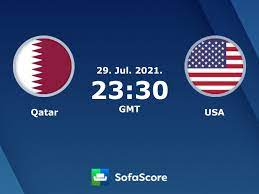 Qatar vs USA live score, H2H and ...