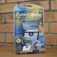 Ever Brite Lights Reviews Reviewed The Everbrite Solar Powered Security Light Dad