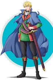 Albert Hawke - Character (114788) - AniDB