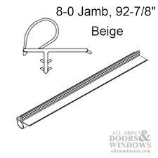 <b>Door Weatherstrip for</b> Hinged <b>Doors</b> | Marvin Windows & <b>Doors</b>