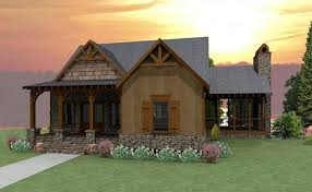small rustic house plans. craftsman-rustic-cottage-house-plan small rustic house plans