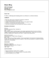 What An Objective In A Resume Should Say Best Of Nutritionist Resume Examples Google Search Resume Pinterest
