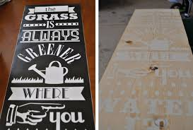 creative gift ideas decorative sign width