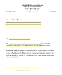 Letter Of Recommendation For Adoption Sample Sample Recommendation Letter 8 Examples In Word Pdf