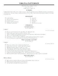 Cashier Job Resume Sample Resumes For Cashier Jobs Primary Resumes ...