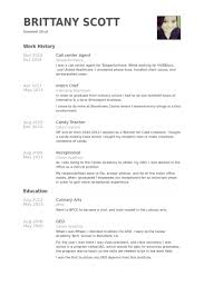 Best Ideas of Sample Resume For Call Center Agent With Experience Also  Worksheet