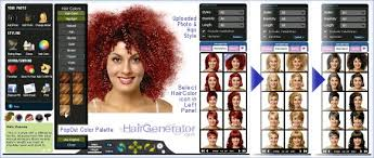 Hairstyle Simulator App collections of hairstyle changer app cute hairstyles for girls 6882 by stevesalt.us