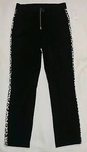 Joe B By Joe Benbasset Women Black Dress Pants M 8 74