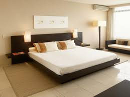 bed in office cream wall black and wood bedroom with large bed on the floor can bed office