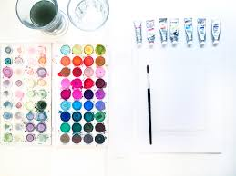 check out our guide to watercolor for beginners from