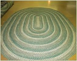 oval rugs braided 7x9 oval rugs